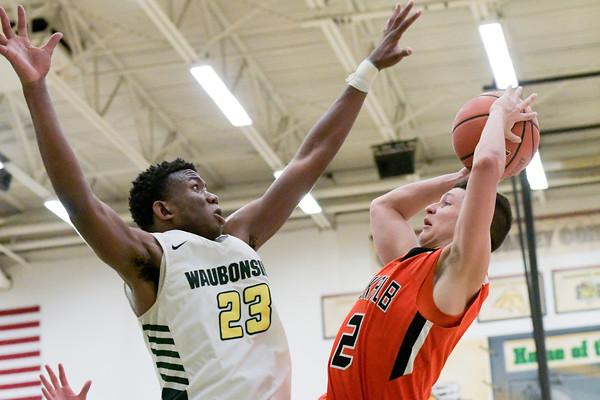 021420 DeKalb boys basketball vs Waubonsie Valley