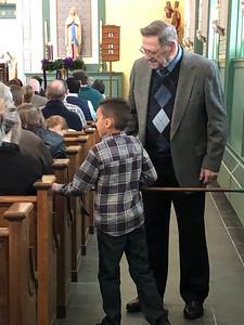 2019.12.08 December Family Mass (St. Andrew)