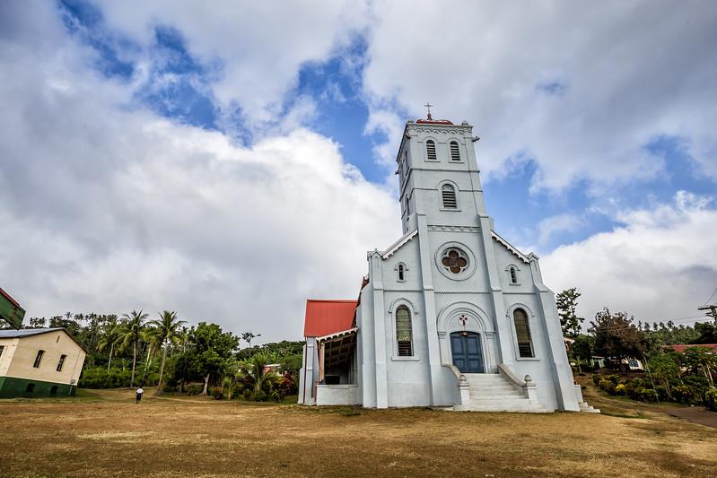 Wairiki Mission Taveuni Fiji