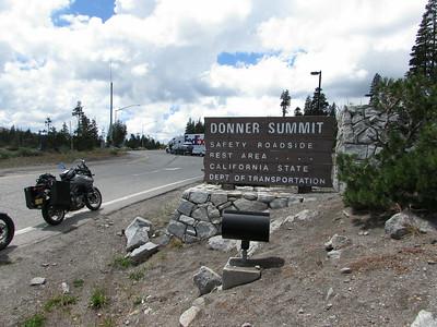 CA- Donner Summit