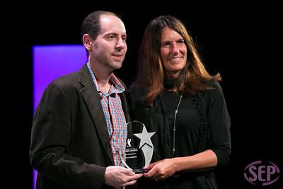 Award Winner Shots (On-Stage)