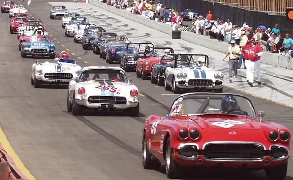 Vintage Racing West