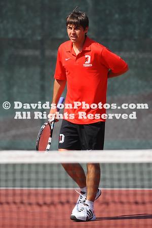 2013-14 Men's Tennis vs Furman