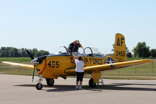 Logansport/Cass County Airport Open House 6/23/2012