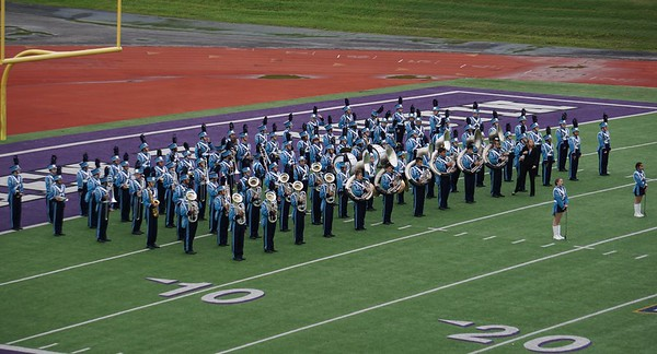 2018 UIL Band Contest