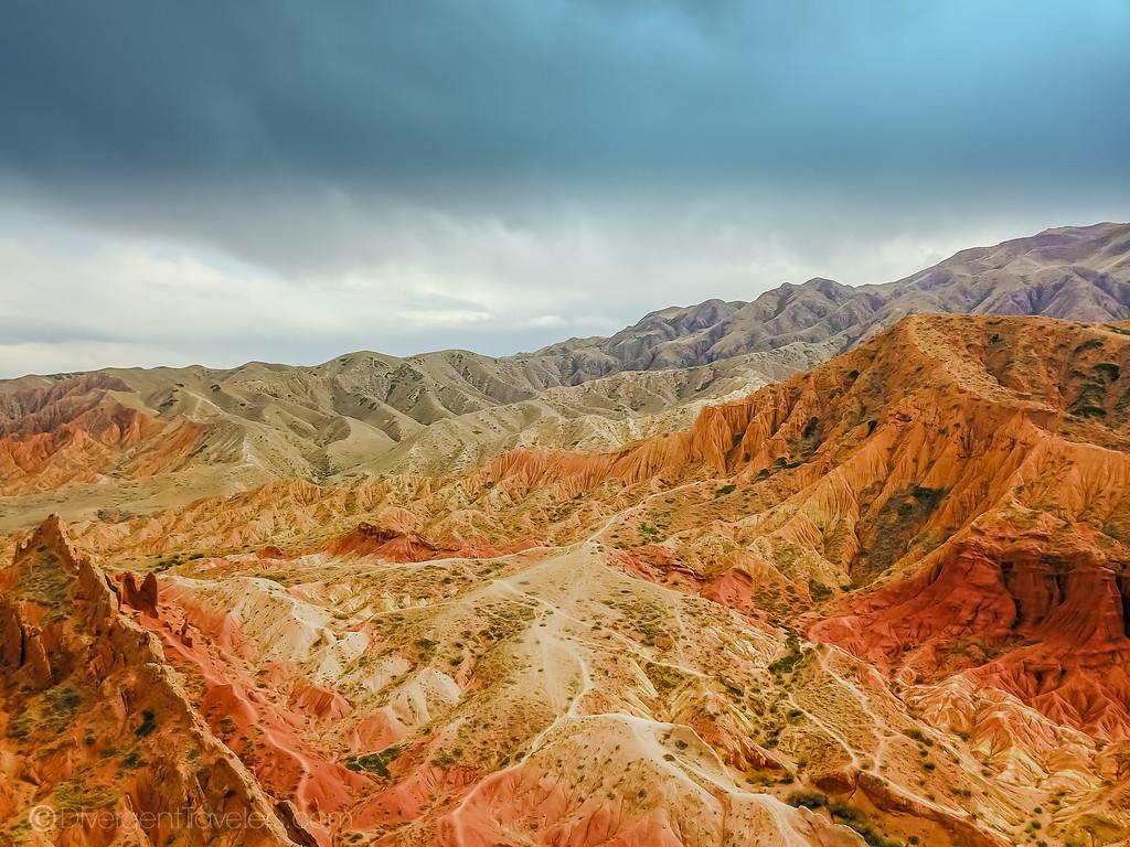 Kyrgyzstan Photos: Skazka Fairytale Canyon Bokonbayevo