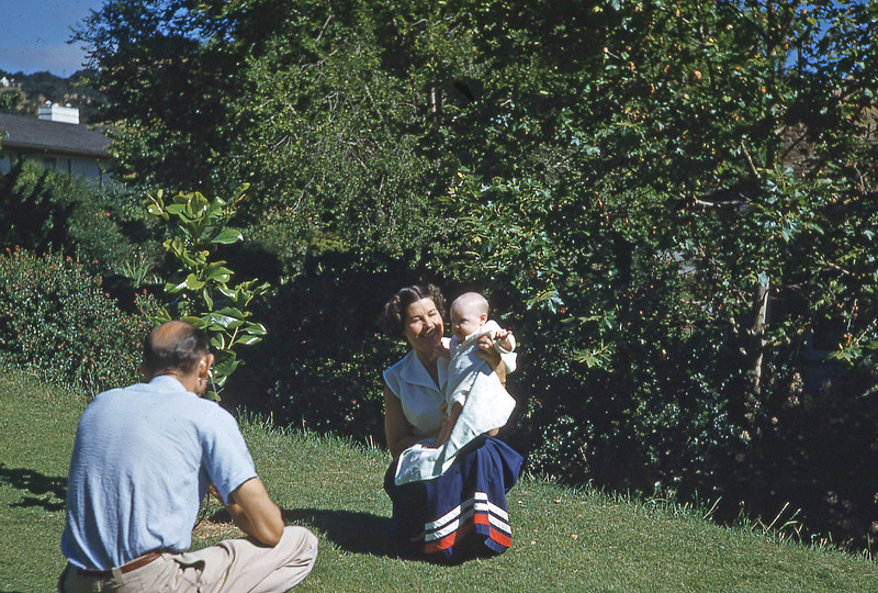 Bob and Alice with Anne 1953