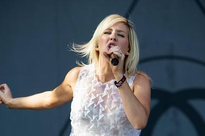 Ellie Goulding - Lollapalooza 2013