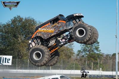 New Smyrna Speedway Monster Truckz  Saturday Show 02/20/2021