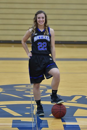 Bethel College Women's Basketball - 2018-2019 Team Photos