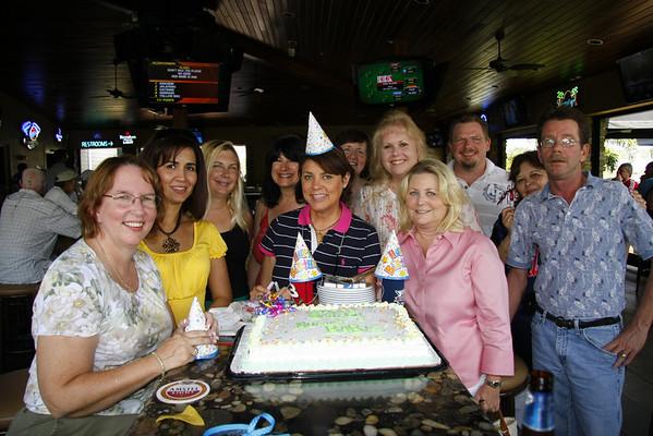 Leo Babes, Birthday,  Aug 19, 2008 West Boca Raton, FL