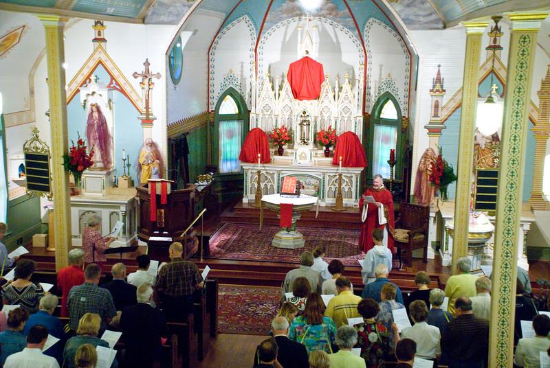 2009 Palm Sunday