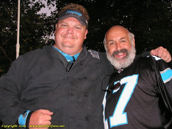 Panthers vs. Packers October 3rd 2005