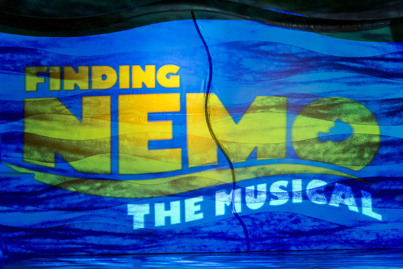 2014 Finding Nemo The Musical