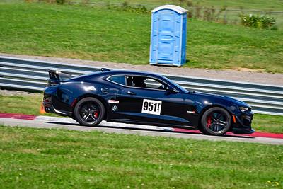 2021 SCCA Pitt Race Aug TT 951 Camaro