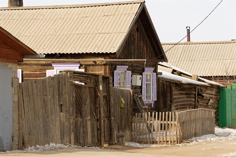 Kuzhir - winter life in a Wild East Siberian village
