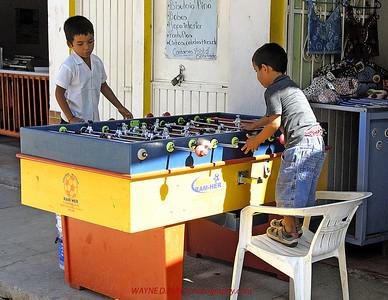 LA PINITA, MEXICO 2008