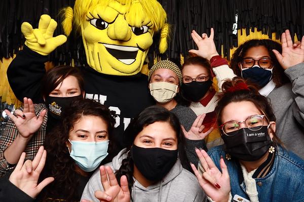 October 19, 2020 at Wu's Birthday Bash
