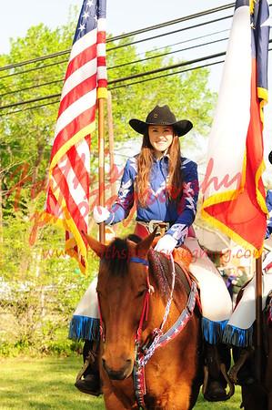 Mesquite Rodeo Parade  040216