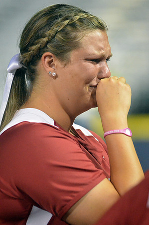 2012 WCWS OU vs Alabama Game 3