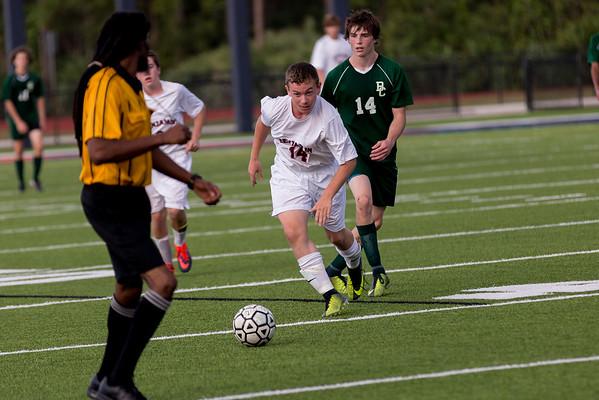Benjamin HS JV Soccer