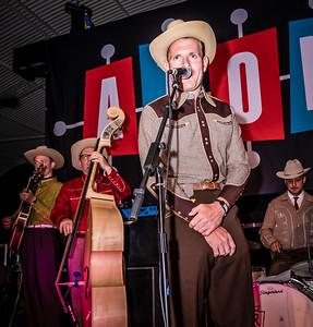 Pee Wee King Show, Atomic Vintage Festival 2017