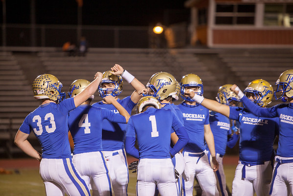 Rockdale v Caldwell Varsity Football