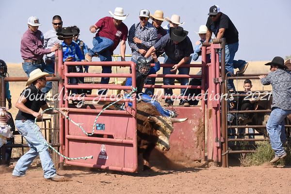 10-3-2020 High Desert Bull Riding