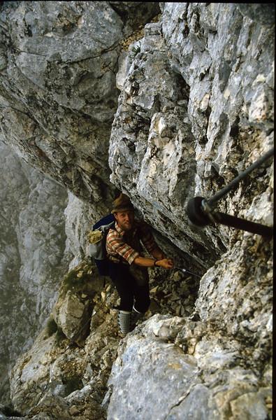 Alps, Ällgau/Tannheimer Alps, 1984, '85, '86