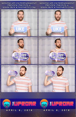 Azusa Pacific University Uproar Event- Photo Booth Pictures