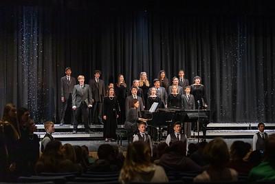 NNHS Winter Choral Concert (2019-12-10)