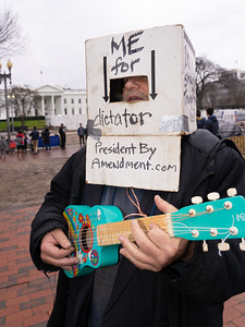 Rally at White House to Protest U.S. Actions Against Iraq and Iran  (1/4/20)