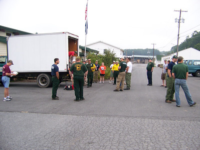 HURRICANE IRENE FEMA REGION 1 DEPLOYMENT 8/27 - 9/3 PICTURES BY LARRY BICKELL