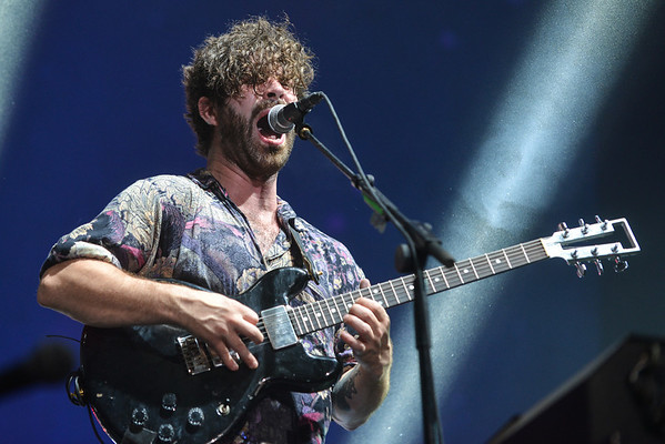 Foals perform at Latitude 2013 - 21/07/13