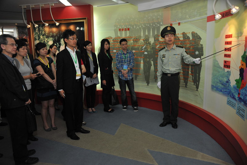 20110417 - 珠海環保企業交流團