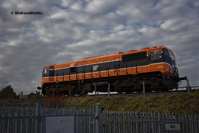 Mountrath Rd Portlaoise (Rail), 13-12-2019