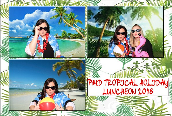 PMD Tropical Holiday Party (12/14/18)