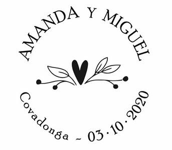 Amanda y Miguel