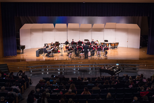 Finley Honors Concert