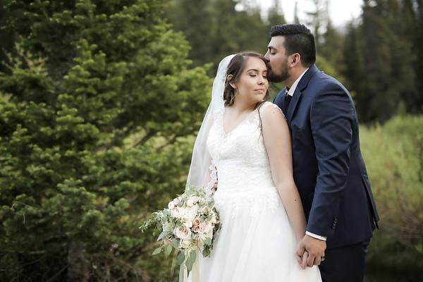 June 24, 2017 - Christine Workman and Jeremy Martinez