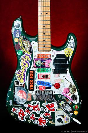 M. Vullo Fender Strat