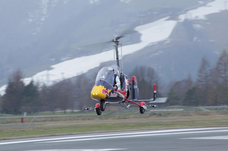 Red Bull Rotorwingsformationsteam