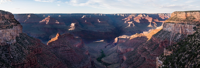 Grand. Yes the Grand Canyon