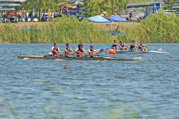 States 2011:  The Rowing