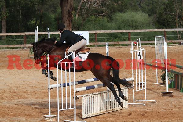2012 06 17 Hills ShowJumping Nanette