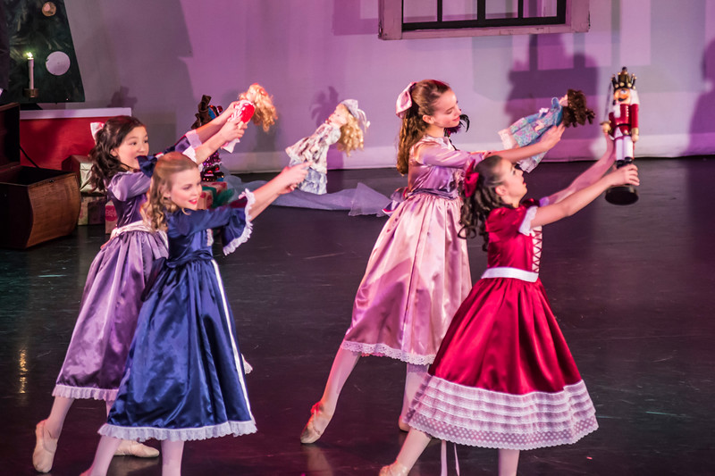 "Redding City Ballet  ""The Nutcracker"" 2013"