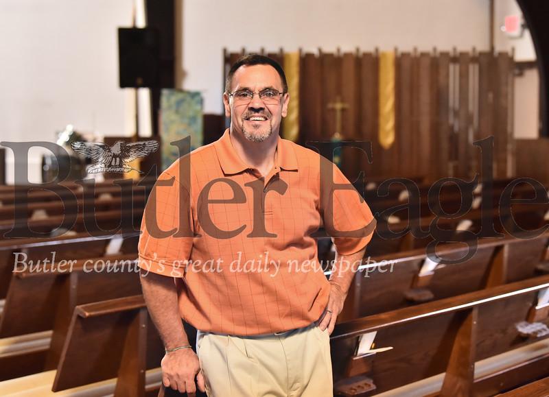 97838 Carmen Shullo is the new pastor at Trinity Presbyterian Church in Butler Twp