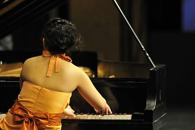 Young Artist concert pianist