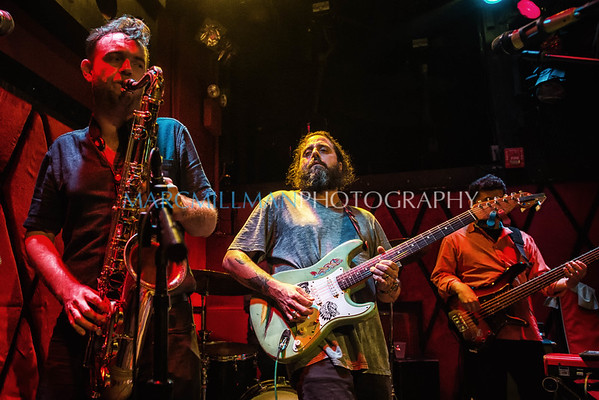 Billy Iuso & Restless Natives @ Rockwood Music Hall (Thur 10/6/16)