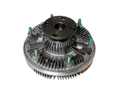 JOHN DEERE VISCOUS FAN RE70548